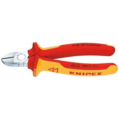 Knipex Diagonal Cutter tang