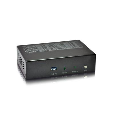 LevelOne HVE-9100 AV extender - Zwart