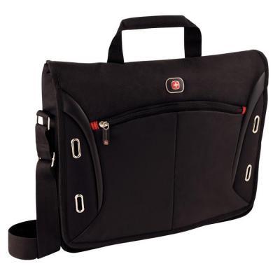 Wenger/SwissGear laptoptas: Developer - Zwart