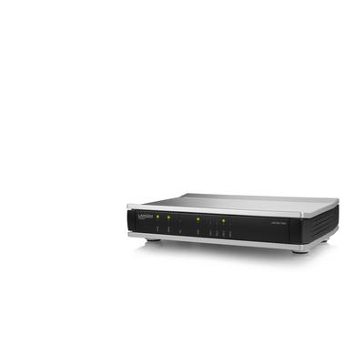 Lancom Systems 730VA Wireless router - Zwart, Zilver