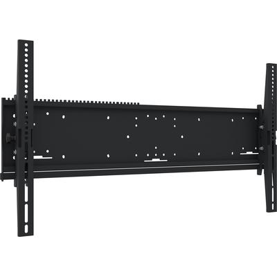 SmartMetals Universele wandbevestiging: max. 1100 x 600 mm, 120 kg Montagehaak - Zwart