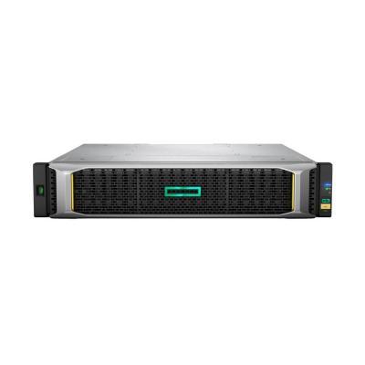 Hewlett Packard Enterprise MSA 2050 SAN - Zwart