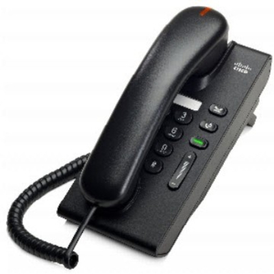 Cisco 6901 IP telefoon - Houtskool