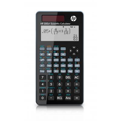 Hp calculator: 300s+ wetenschappelijke rekenmachine - Zwart