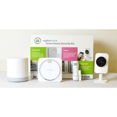 D-link : MYDLINK HOME SECURITY - Wit