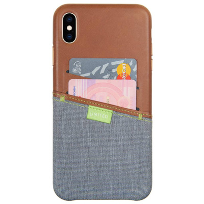 Limited Backcover iPhone Xs Max - Bruin / Brown Mobile phone case