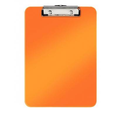 Leitz klembord: WOW Klembord oranje