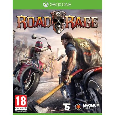505 games game: Road Rage  Xbox One
