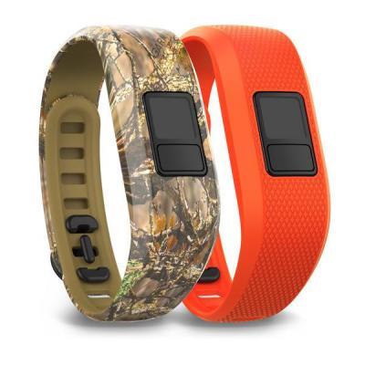 Garmin : 137-195 mm, vívofit 3 - Camouflage, Oranje