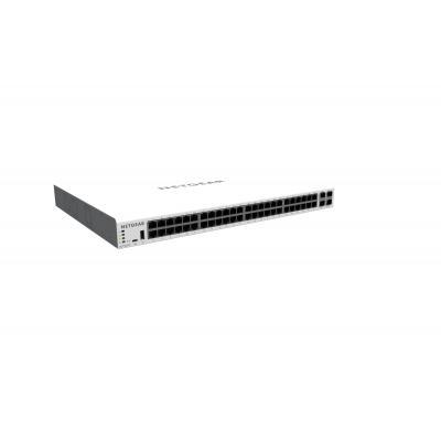 Netgear switch: GC752XP - Grijs