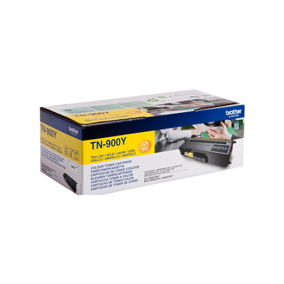 Brother TN-900Y toners & lasercartridges
