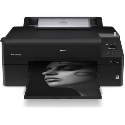 Epson inkjet printer: SureColor SC-P5000 Violet Spectro - Cyaan, Groen, Licht zwart, Lichtyaan, Mat Zwart, Oranje, Foto .....