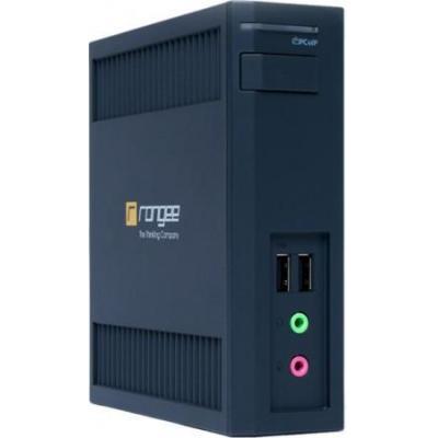 Rangee Z-VP250POE-VDI Thin client - Zwart
