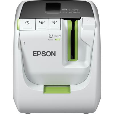 Epson LabelWorks LW-1000P Labelprinter - Groen,Grijs