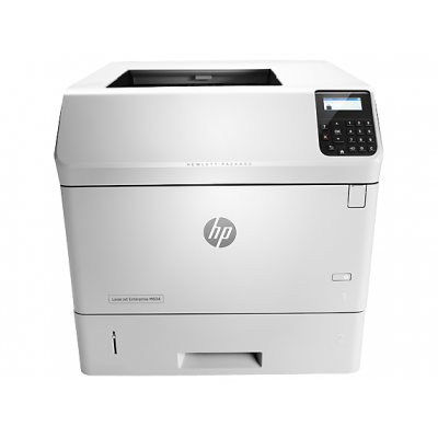 Hp laserprinter: LaserJet Enterprise M604n