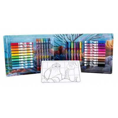 Crayola : Kleurkoffer Finding Dory Art Kit Finding Dory - Multi kleuren