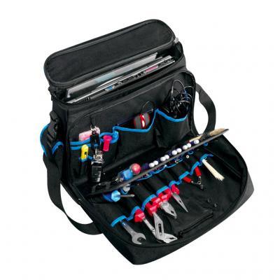 """B&W 12 kg payload, 25 L, laptop pocket up to 43.18 cm (17"""") , black - Zwart"""