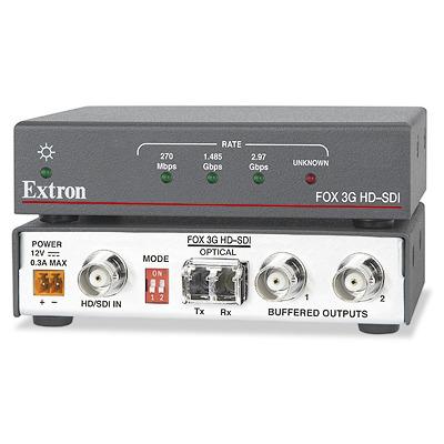 Extron FOX 3G HD-SDI AV extender
