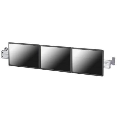 Newstar montagehaak: LCD/LED/TFT toolbar - Zilver