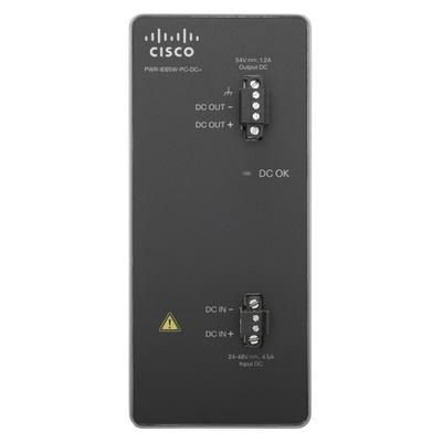 Cisco PWR-IE65W-PC-DC= Netvoeding - Zwart
