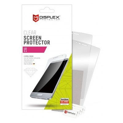 Displex Clear Screen protector - Transparant
