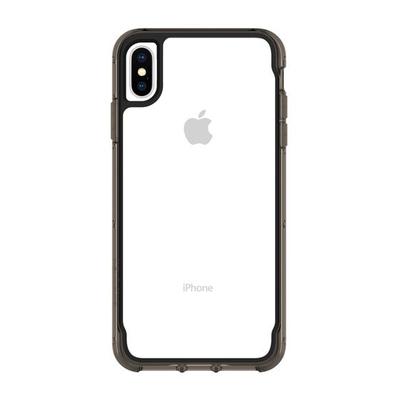 Griffin Survivor Clear Mobile phone case - Zwart, Transparant