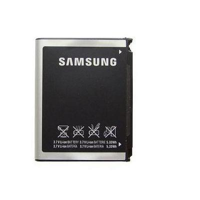 Samsung i900/i7500/i8000/i800 Omnia 2, black/silver Mobile phone spare part - Zwart,Zilver