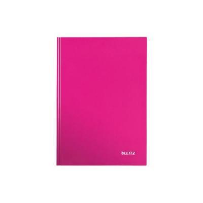 Esselte schrijfblok: Leitz WOW Hardcover A5 - Roze