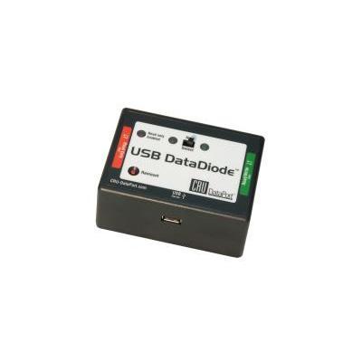 CRU USB DataDiode Interfaceadapter - Zwart