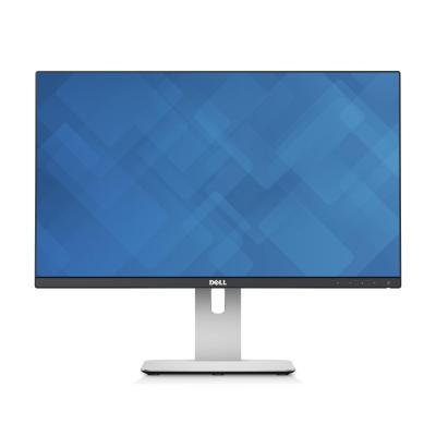 DELL monitor: UltraSharp U2414H - Zwart, Zilver (Approved Selection One Refurbished)