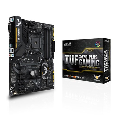 ASUS TUF X470-PLUS GAMING Moederbord