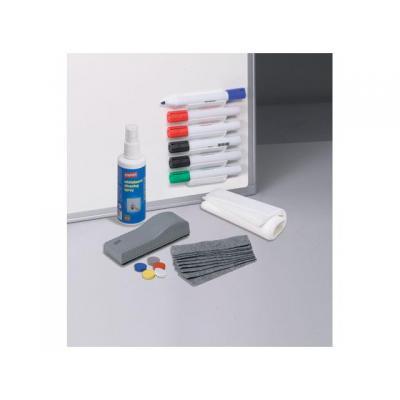 Staples magnetisch bord: Starterkit SPLS 8635532 viltstiftborden