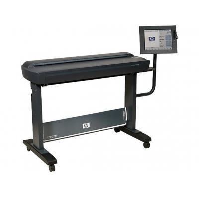 Hp scanner: Designjet HD - Zwart