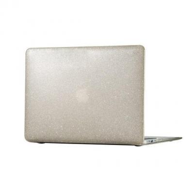 """Speck laptoptas: Smartshell Glitter MacBook Air 13"""" Cases - Beige"""
