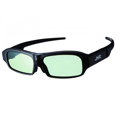 Jvc 3D-Brillen: RF 3D glasses for D-ILA projectors DLA-95R/X75R/X55R/X30, DLA-X90R/X70R/X30, and DLA-X9/X7/X3 - Zwart