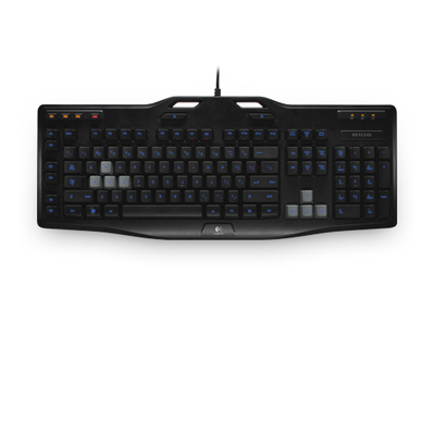 Logitech toetsenbord: G105 - Zwart, QWERTY