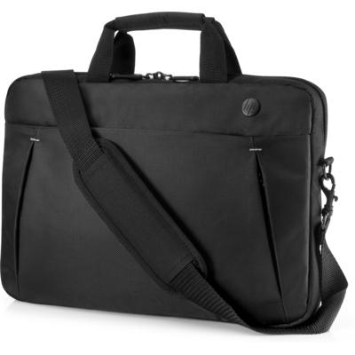 Hp laptoptas: 14.1 Business Slim Top Load - Zwart