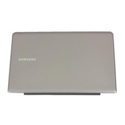Samsung notebook reserve-onderdeel: LCD Back Cover, Silver - Zilver