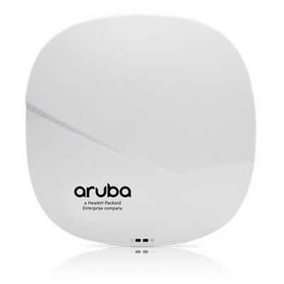 Hewlett Packard Enterprise Aruba AP-335 Dual 4x4:4 11ac 2.5GbE Access point - Wit