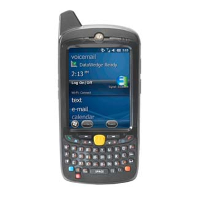 Zebra MC67 - QWERTY PDA - Zwart
