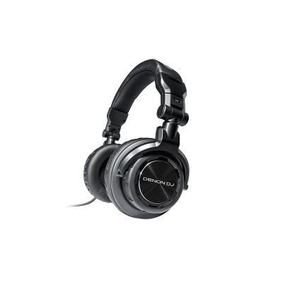 Denon koptelefoon: 40mm Drivers, 38 Ohms, 10-30kHz, 1700mW - Zwart