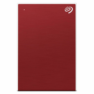 Seagate Backup Plus Portable Externe harde schijf - Rood