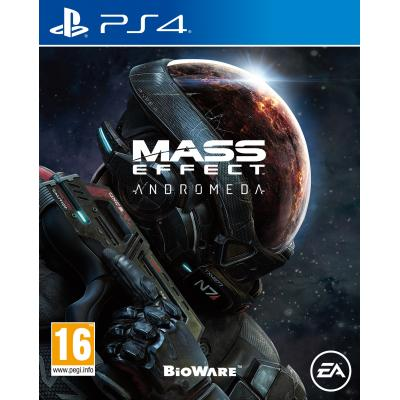 Electronic arts game: Mass Effect, Andromeda  PS4