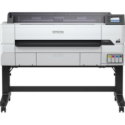 Epson SureColor SC-T5405 - wireless printer (with stand) Grootformaat printer - Zwart Pigment,Cyaan Pigment,Geel .....