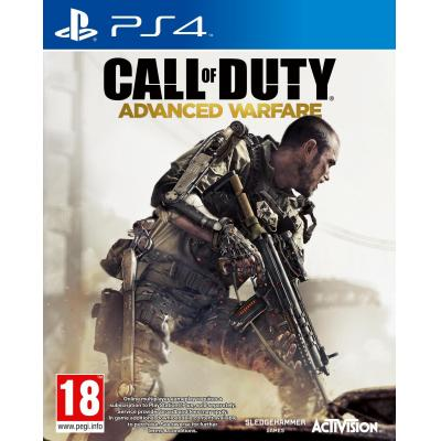 Activision game: Call of Duty, Advanced Warfare  PS4