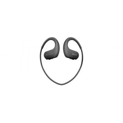 Sony MP3 speler: NW-WS410B - Zwart