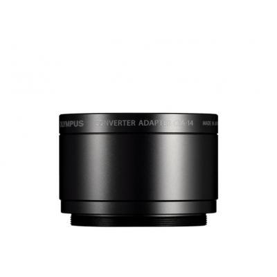 Olympus lens adapter: CLA-14 - Zwart