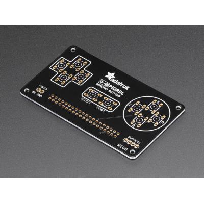 Adafruit : PiGRRL 2.0 Custom Gamepad PCB