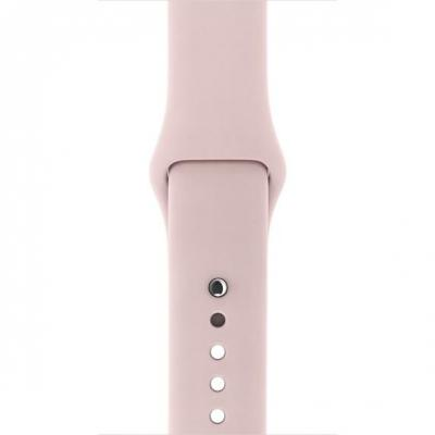 Apple : Watch 42mm, Rozenkwarts