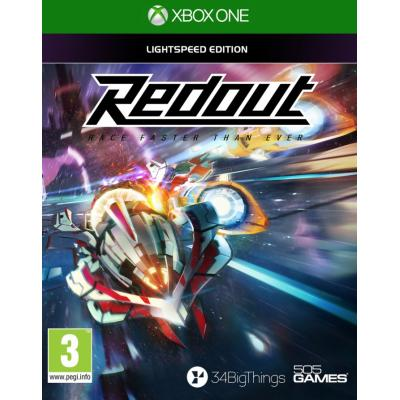 505 games game: Redout (Lightspeed Edition)  Xbox One